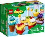 10862 LEGO® DUPLO® Elso ünneplésem