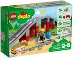 10872 LEGO® DUPLO® Vasúti híd és sínek