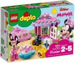 10873 LEGO® DUPLO® Minnie születésnapi zsúrja