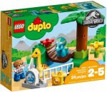 10879 LEGO® DUPLO® Szelíd óriások állatkerti simogatója