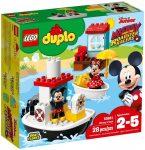 10881 LEGO® DUPLO® Miki csónakja