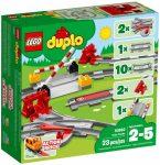 10882 LEGO® DUPLO® Vasúti pálya