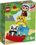 10884 LEGO® DUPLO® Első egyensúlyozó állataim