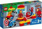 10921 LEGO® DUPLO® Szuperhős labor