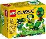 11007 LEGO® Classic Kreatív zöld kockák