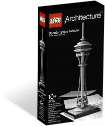 21003 LEGO® Architecture Seattle Space Needle