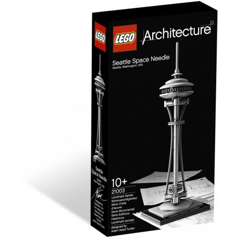 21003 LEGO® Architecture Seattle Space Needle
