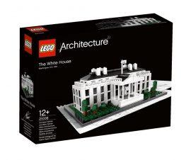 21006 LEGO® Architecture A Fehér Ház