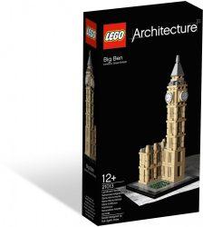 21013 LEGO® Architecture Big Ben