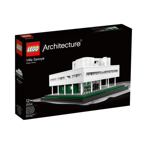 21014 LEGO® Architecture Villa Savoye
