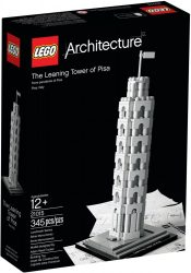 21015 LEGO® Architecture A pisai ferde torony