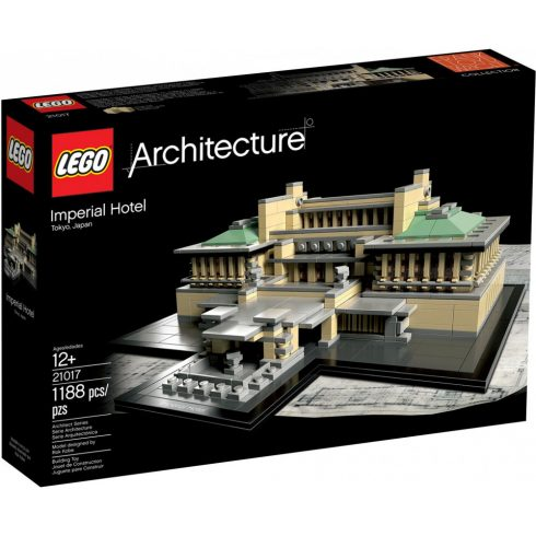 21017 LEGO® Architecture Imperial Hotel