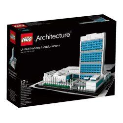 21018 LEGO® Architecture Az Egyesült Nemzetek (ENSZ) székháza