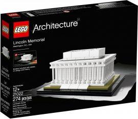 21022 LEGO® Architecture Lincoln-emlékmű