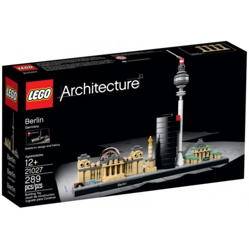 21027 LEGO® Architecture Berlin