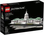 21030 LEGO® Architecture Az Egyesült Államok Kongresszusának székháza