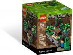 21102 LEGO® Ideas Mikrovilág: Az erdő