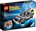21103 LEGO® Ideas A DeLorean időgép