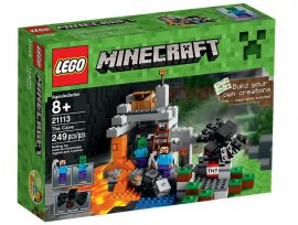 21113 LEGO Minecraft A barlang