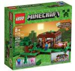 21115 LEGO® Minecraft™ Az első éjszaka