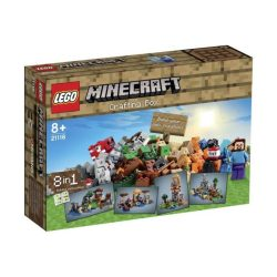 21116 LEGO® Minecraft™ Crafting láda