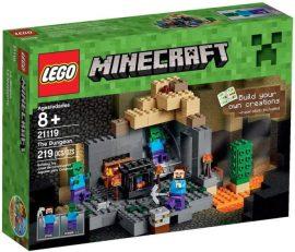 21119 LEGO® Minecraft™ A tömlöc