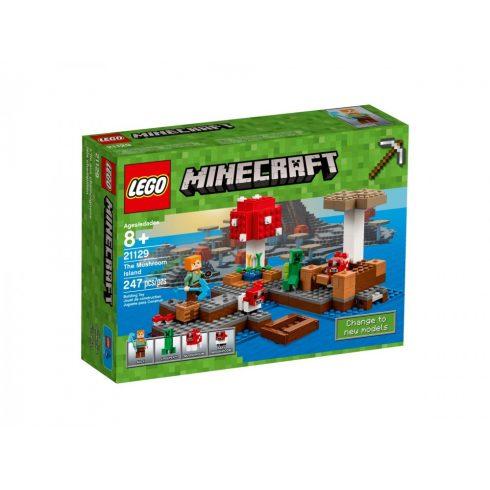 21129 LEGO® Minecraft™ A Gombasziget