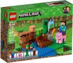 21138 LEGO® Minecraft™ A dinnyefarm