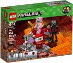 21139 LEGO® Minecraft™ Az alvilági harc