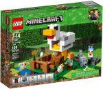 21140 LEGO® Minecraft™ Csirkeudvar