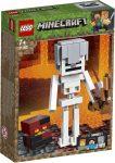 21150 LEGO® Minecraft™ Minecraft™ BigFig Csontváz magmakockával