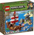 21152 LEGO® Minecraft™ A kalózhajós kaland