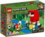 21153 LEGO® Minecraft™ A gyapjúfarm