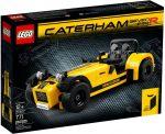 21307 LEGO® Ideas Caterham Seven 620R