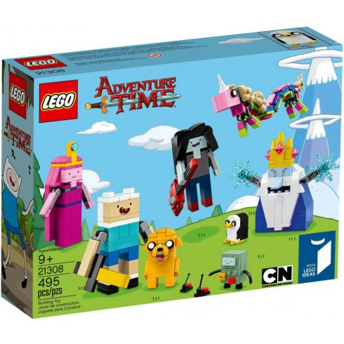 21308 LEGO® Ideas Adventure Time™