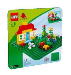 2304 LEGO® DUPLO® Zöld építőlap
