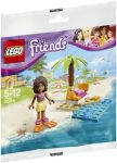 30114 LEGO® Friends Andrea tengerparti pihenője