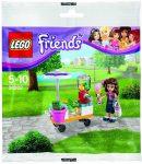 30202 LEGO® Girls  Gyümölcsturmix bódé