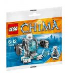 30256 LEGO® Legends of Chima™ Jégmedve robot
