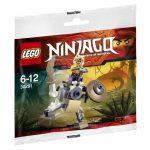 30291 LEGO Ninjago  Anacondrai csatagép