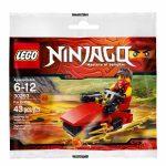 30293 LEGO Ninjago  Kai csónakos