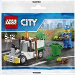 30313 LEGO® City Szemetes autó