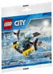 30346 LEGO® City Börtönszigeti helikopter