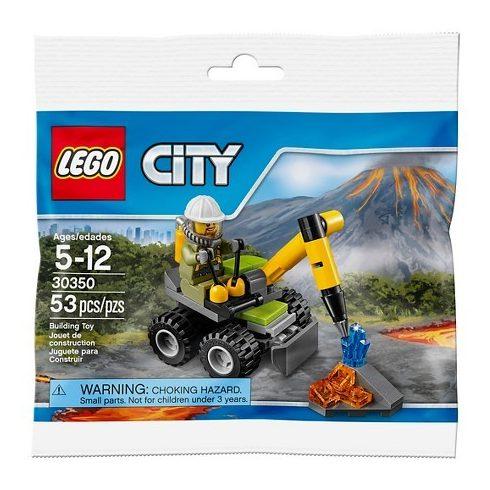 30350 LEGO® City Vulkán légkalapács