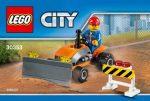 30353 LEGO® City Traktor