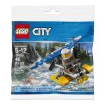 30359 LEGO® City Rendőrségi vizi repülő