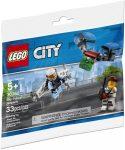 30362 LEGO® City Légi rendőrség hátirakéta