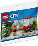 30364 LEGO® City Pattogatott kukoricás kocsi