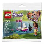 30403 LEGO® Friends Olívia távírányítású hajója