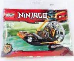 30426 LEGO® NINJAGO™ Mocsári lopakodó